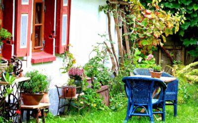 Pift dine udearealer op med nogle lækre udendørs møbler