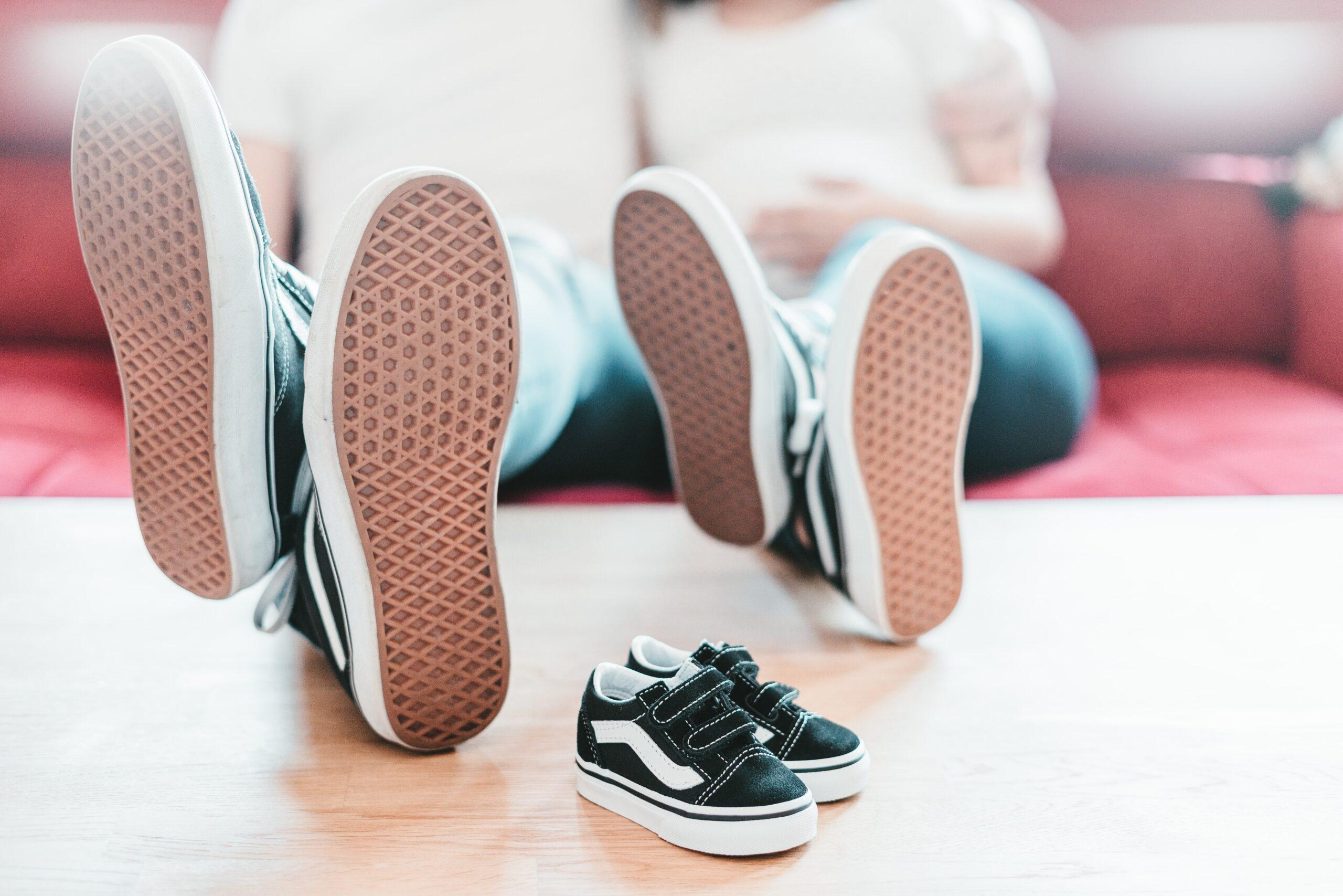 Pompom børnesko til de mindstes fødder
