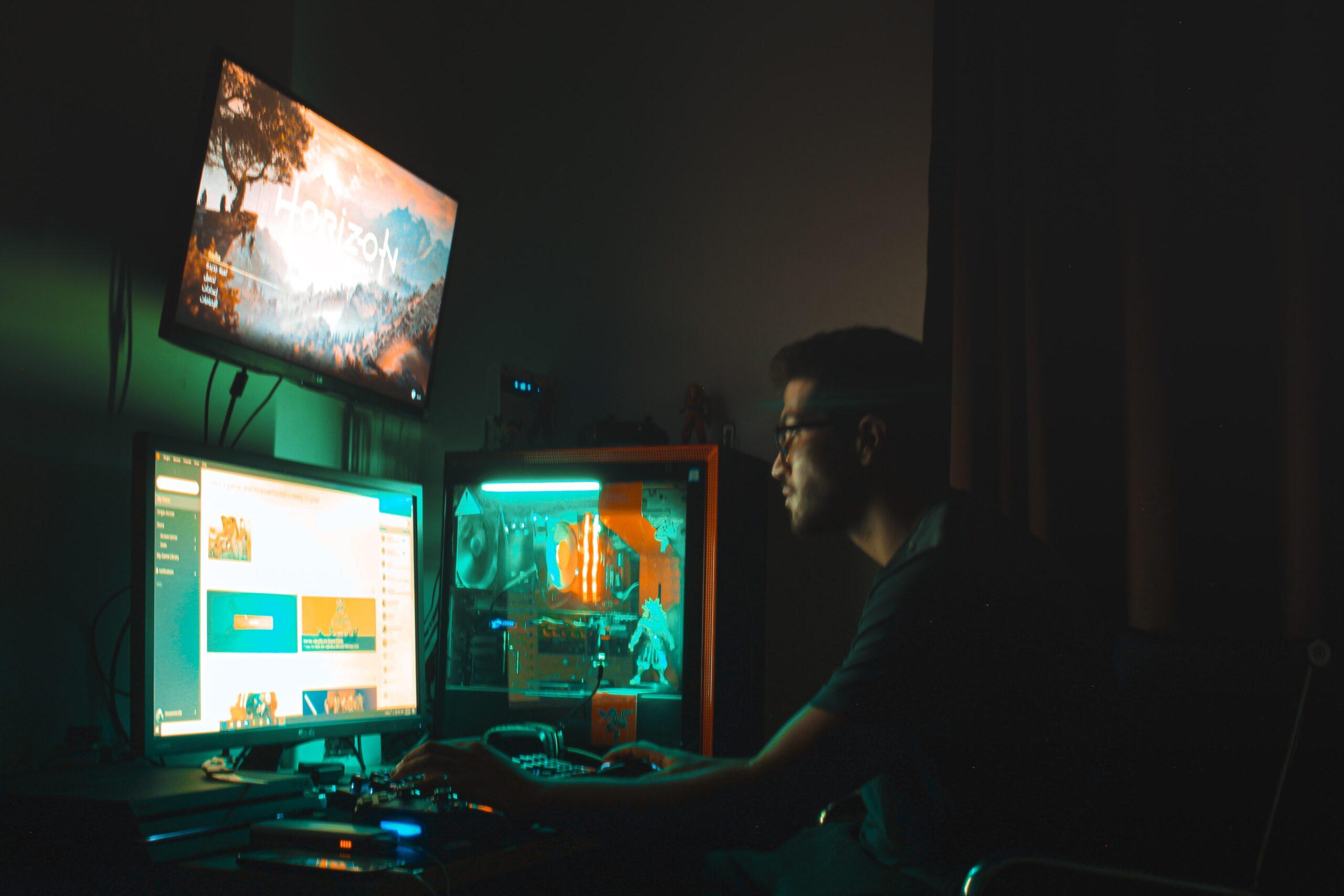 Byg selv gamer PC – den bedste løsning til gameren