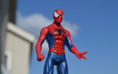 Det bedste legetøj til barnet, der elsker Marvel