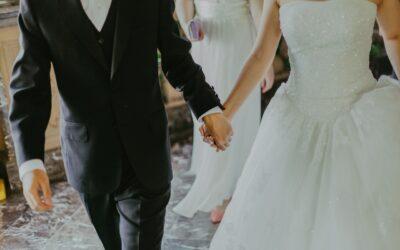 Det praktisk til brylluppet