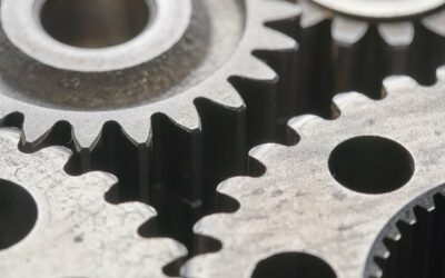 Slew drives – langsom roterende enhed